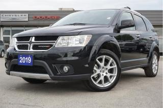 Used 2019 Dodge Journey GT | 7 PASS | DVD | NAV for sale in Listowel, ON