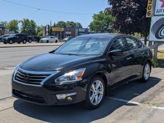 Used 2014 Nissan Altima 2.5 SV for sale in Scarborough, ON