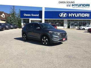 Used 2016 Hyundai Tucson Premium 1.6l Turbo for sale in Owen Sound, ON
