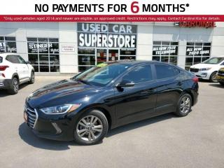 Used 2018 Hyundai Elantra GLS, Sunroof, Heated Seats, Reverse Camera. for sale in Niagara Falls, ON