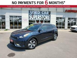 Used 2018 Kia NIRO EX, Heated Seats, Heated Steering Wheel, Bluetooth for sale in Niagara Falls, ON