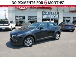 Used 2019 Mazda CX-3 GS, AWD, Heated Seats, Sunroof, Reverse Camera. for sale in Niagara Falls, ON