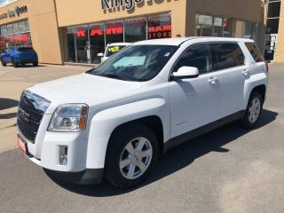 Used 2015 GMC Terrain SLE - Backup Camera, Bluetooth, Touchscreen! for sale in Kingston, ON