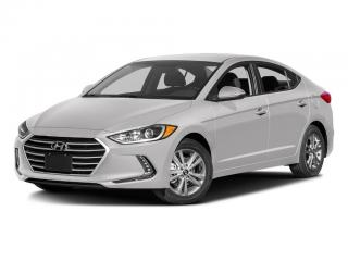 Used 2017 Hyundai Elantra GL - One Owner, Backup Camera, Heated Seats! for sale in Kingston, ON