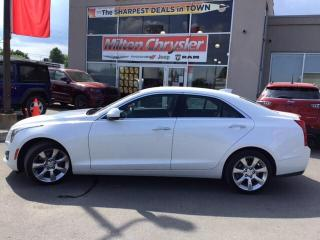 Used 2016 Cadillac ATS 2.0L Turbo for sale in Milton, ON