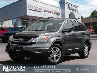 Used 2010 Honda CR-V EX for sale in Niagara Falls, ON