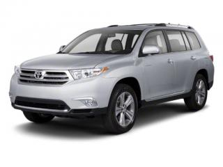 Used 2013 Toyota Highlander 4WD 4DR for sale in Mississauga, ON