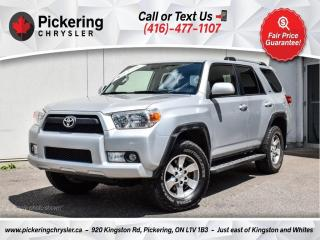 Used 2013 Toyota 4Runner SR5 for sale in Pickering, ON