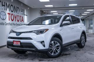 Used 2018 Toyota RAV4 4DR SUV AWD LE+ for sale in Richmond Hill, ON