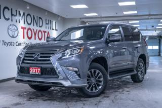 Used 2017 Lexus GX 460 4DR SUV 4WD for sale in Richmond Hill, ON