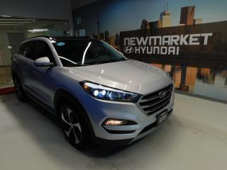 Used 2017 Hyundai Tucson Limited Navigation Pano Sunroof AWD for sale in Newmarket, ON