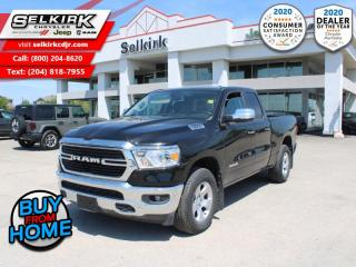 Used 2019 RAM 1500 Big Horn - Hemi V8 - $276 B/W for sale in Selkirk, MB