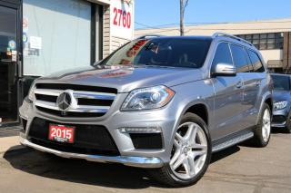 Used 2015 Mercedes-Benz GL-Class GL350 BlueTEC, AMG PKG, Navi, 7 Pass, Distronic+, Assist Pkg for sale in North York, ON