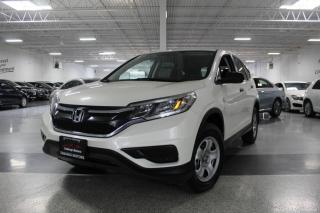 Used 2015 Honda CR-V LX I NO ACCIDENTS I REAR CAM I HEATED SEATS I KEYLESS ENTRY for sale in Mississauga, ON
