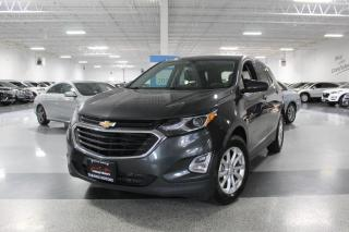 Used 2018 Chevrolet Equinox NO ACCIDENTS I REAR CAM I REMOTE STARTER I HEATED SEATS I BT for sale in Mississauga, ON