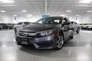Used 2017 Honda Civic LX I REAR CAM I BIG SCREEN I HEATED SEATS I KEYLESS ENTRY for sale in Mississauga, ON