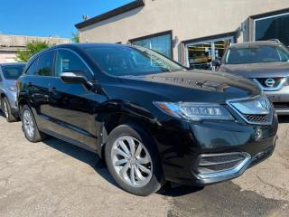Used 2017 Acura RDX Tech (A6)   NAVI   LEATHER   ROOF   AWD for sale in Scarborough, ON