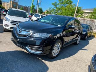 Used 2016 Acura RDX TECH PACK   NAVIGATION   AWD   LEATHER   ROOF for sale in Scarborough, ON