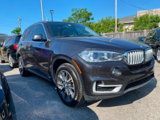 Used 2016 BMW X5 xDrive35i | LOADED ! LOADED ! | FINANCING AVAILABL for sale in Scarborough, ON