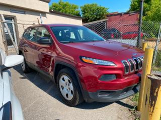 Used 2016 Jeep Cherokee SPORT | 4X4 | FINANCING FOR ANY CREDIT | for sale in Scarborough, ON