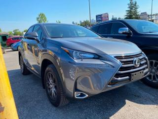 Used 2016 Lexus NX 200t TURBO | AWD | LEATHER | ONLY 63K for sale in Scarborough, ON