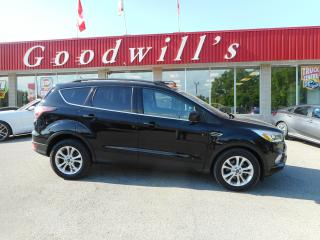 Used 2017 Ford Escape SE! HEATED POWER SEATS! BACKUP CAM! BLUETOOTH! for sale in Aylmer, ON