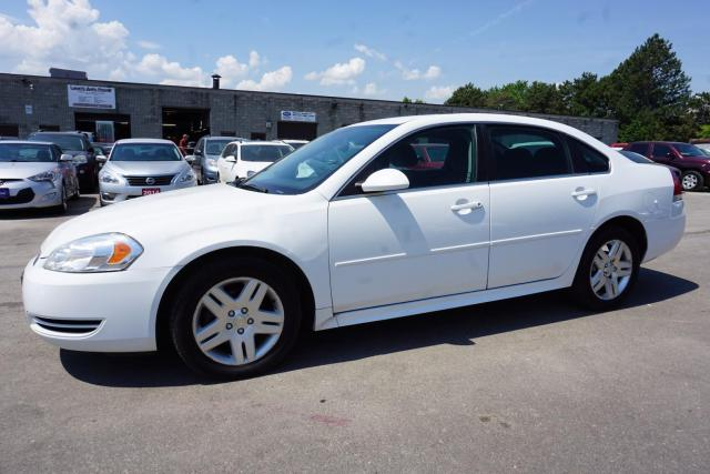2011 Chevrolet Impala LT CERTIFIED 2YR WARRANTY BLUETOOTH CRUISE ALLOYS AUX *SERVICE RECORDS*