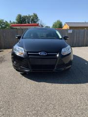Used 2014 Ford Focus SE Hatch for sale in Brantford, ON