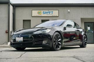 Used 2016 Tesla Model S 70D AUTOPILOT, PREMIUM PKG, CARFAX CLEAN, CPO WARRANTY for sale in Burlington, ON
