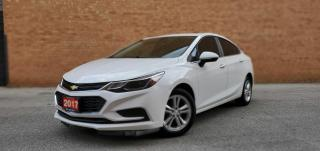 Used 2017 Chevrolet Cruze LT Auto|CERTIFIED| SUNROOF|REARVIEW| REMOTE STARTER| for sale in Mississauga, ON