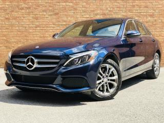 Used 2016 Mercedes-Benz C-Class C300 4MATIC|CERTIFIED| LEATHER|XEON|MEMORYSEATS| for sale in Mississauga, ON