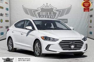 Used 2017 Hyundai Elantra GL, NO ACCIDENT, REAR CAM, B.SPOT, BLUETOOTH for sale in Toronto, ON