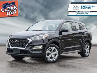 New 2020 Hyundai Tucson Essential  - Apple CarPlay - $162 B/W for sale in Brantford, ON