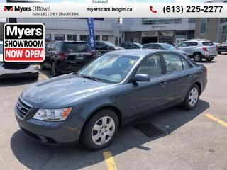 Used 2010 Hyundai Sonata GLS  AUTO, A,C , POWER GROUP, LOW KM for sale in Ottawa, ON