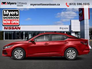 New 2020 Nissan Sentra SV CVT  - Heated Seats -  Android Auto - $147 B/W for sale in Ottawa, ON