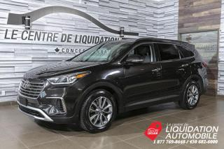 Used 2017 Hyundai Santa Fe XL PREMIUM AWD+SIEGES CHAUFF. ARR.+PUSH START PREMIUM AWD+SIEGES CHAUFF. ARR.+PUSH START for sale in Laval, QC