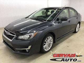 Used 2016 Subaru Impreza Sport AWD Toit Ouvrant Caméra Mags *Traction intégrale* for sale in Trois-Rivières, QC