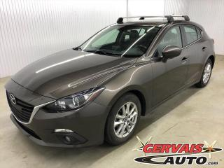 Used 2015 Mazda MAZDA3 GS Sport GPS Toit Ouvrant A/C MAGS for sale in Shawinigan, QC