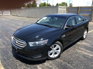 Used 2017 Ford Taurus SEL 2WD for sale in Cayuga, ON