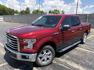 Used 2017 Ford F-150 XLT XTR CREW 2WD for sale in Cayuga, ON