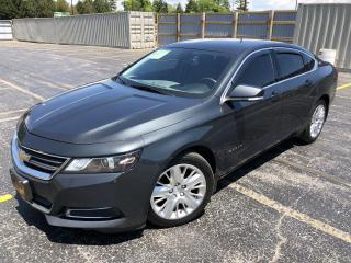 Used 2015 Chevrolet Impala LS 2WD for sale in Cayuga, ON