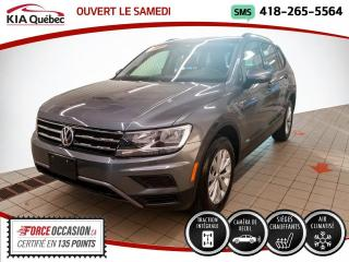 Used 2019 Volkswagen Tiguan TRENDLINE* AWD* CAMERA* SIEGES CHAUFFANT for sale in Québec, QC
