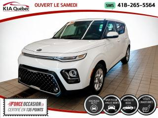 Used 2020 Kia Soul EX* VOLANT CHAUFFANT* CARPLAY* for sale in Québec, QC