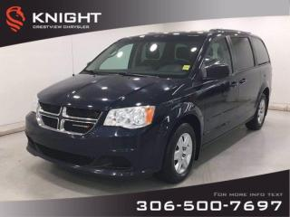 Used 2013 Dodge Grand Caravan SXT for sale in Regina, SK