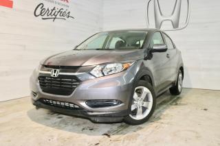 Used 2018 Honda HR-V LX for sale in Blainville, QC