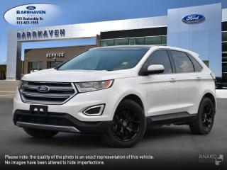 Used 2016 Ford Edge SEL for sale in Ottawa, ON