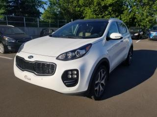 Used 2017 Kia Sportage SX* TURBO* AWD* GPS* TOIT PANO* for sale in Québec, QC