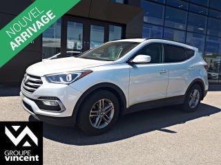 Used 2017 Hyundai Santa Fe SPORT ** GARANTIE 10 ANS ** Roulez avec style et beaucoup d'espace! for sale in Shawinigan, QC