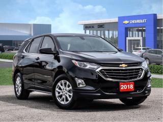 Used 2018 Chevrolet Equinox LT for sale in Markham, ON