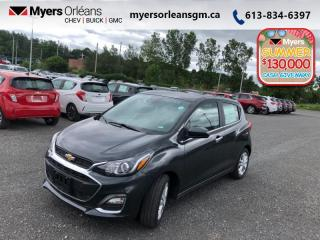 New 2020 Chevrolet Spark LT  - Sunroof for sale in Orleans, ON